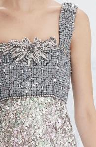 Detalle cemento Chanel alta costura 2014