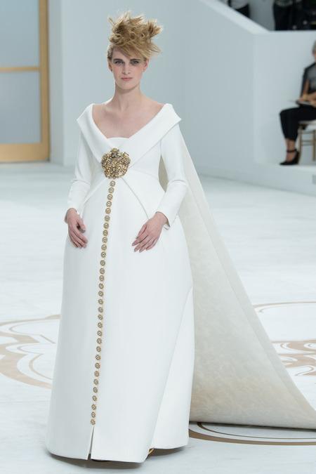 En los detalles: Chanel Alta Costura Otoño-Invierno 2014 | Heel Me Mag