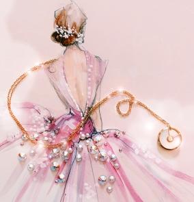Ilustración para Cartier