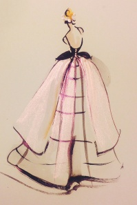 Paper Fashion Katie Rodgers